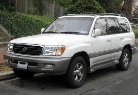 service Toyota Land Cruiser