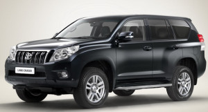 Bengkel Toyota Land Cruiser